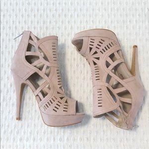 Justfab Rynter heels